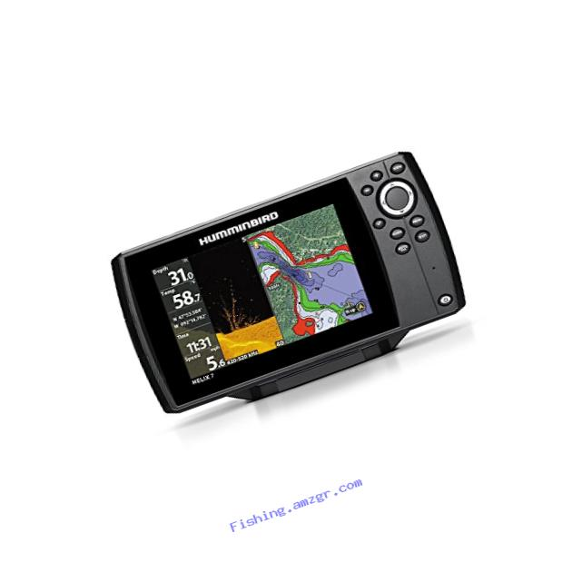 Humminbird 410280-1 HELIX 7 CHIRP DI G2 Fish finder(External GPS)