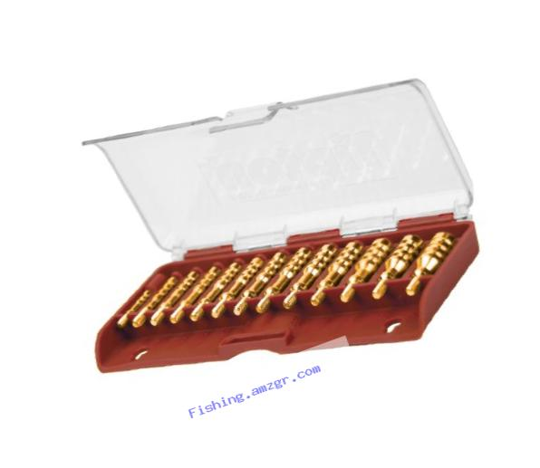 Tipton 13 Piece Rifle Brass Jag Set